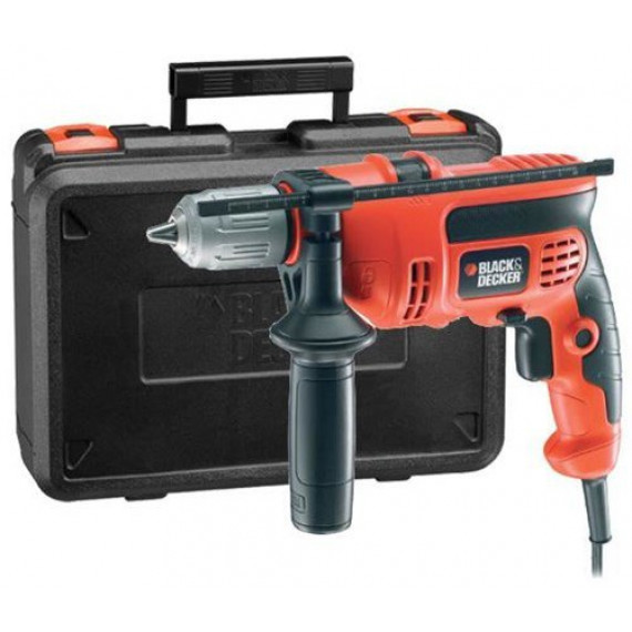 perceuse à percussion BLACK & DECKER KR654CRESK