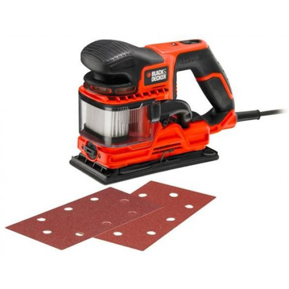 Ponceuse BLACK & DECKER DUOSAND KA330E