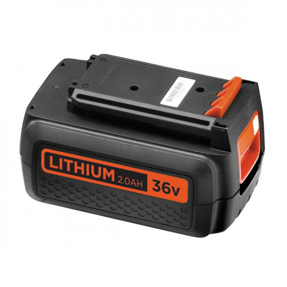 BLACK & DECKER Batterie slide pack lithium 18 V 2 AH