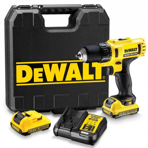 DeWalt DCD710D2 10,8V