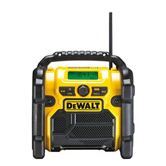 DeWalt DCR020-QW Radio de chantier compacte 10,8 V