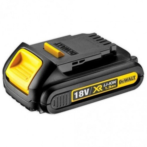 Batteries DeWalt DCB185 18Volt 1,3Ah XR Li-Ion