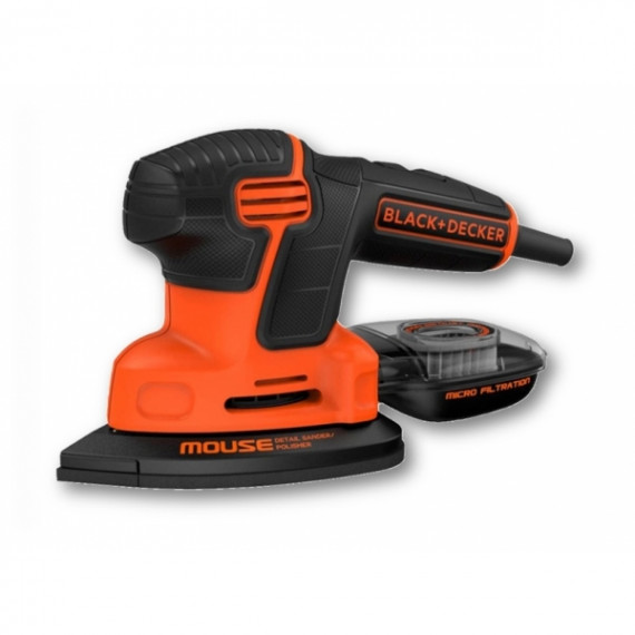 Ponceuse d'angle BLACK & DECKER KA2000