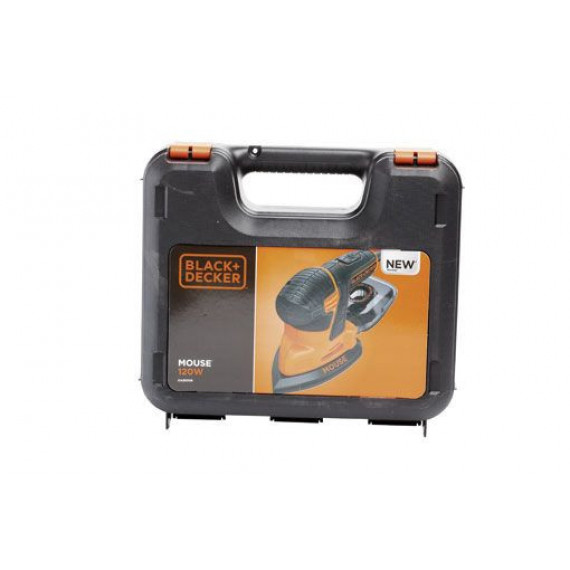 Ponceuse d'angle BLACK & DECKER KA2500K