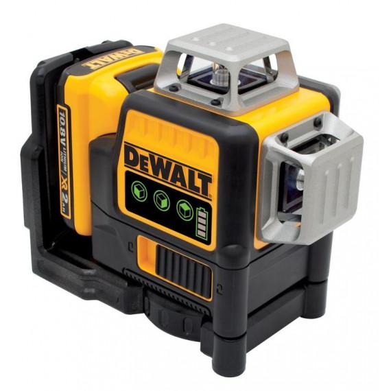 Niveau laser DeWalt 3x360° DCE089D1G-QW