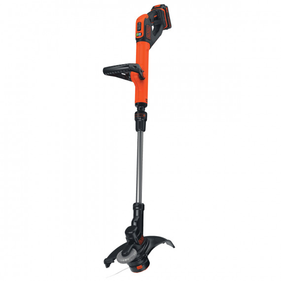 BLACK & DECKER Coupe Bordures Sans fil 18 V Lithium