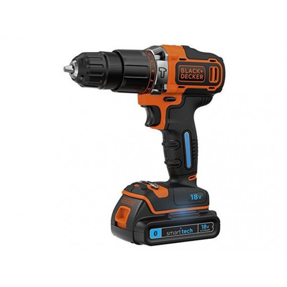 Perceuse à percussion BLACK & DECKER BDCHD18KST 18Volt