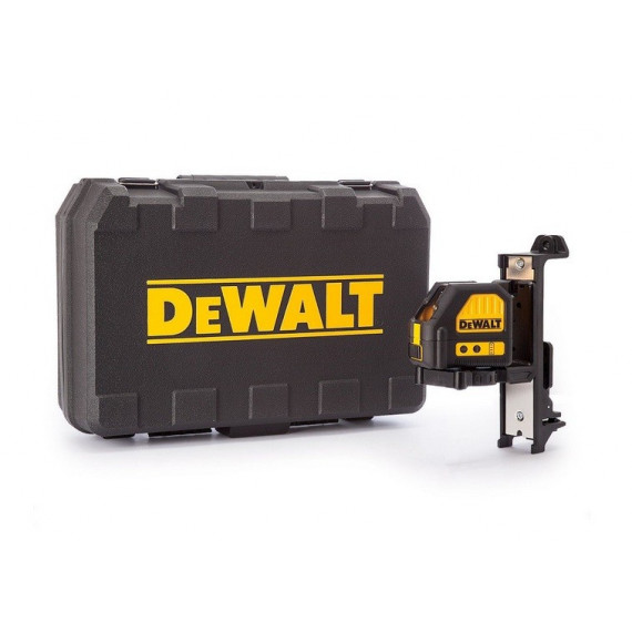 DeWalt 2x360° DCE0811D1G-QW  10,8 V