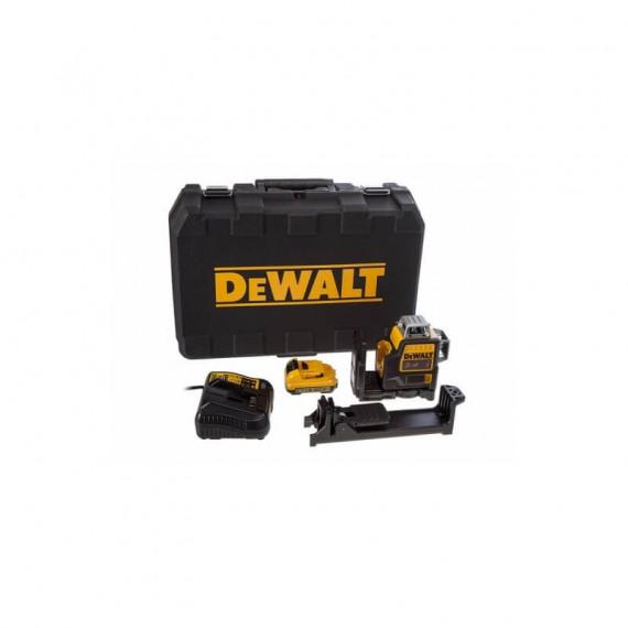 DeWalt 2x360° DCE0811D1R 10,8 V