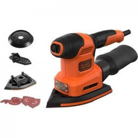 BLACK & DECKER BLACK & DECKER Multiponceuse