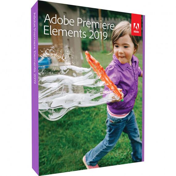 ADOBE Adobe Premiere Elements 2019