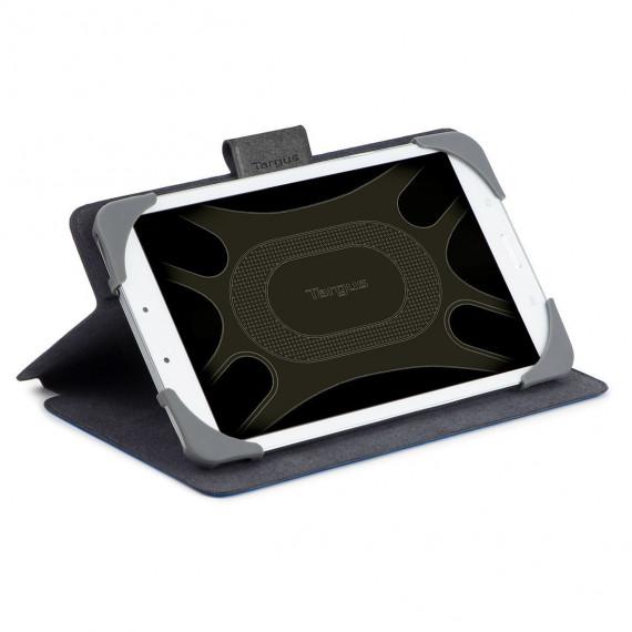 TARGUS SafeFit 7-8inch Rotating  SafeFit 7-8inch Rotating Universal Tablet Case Blue