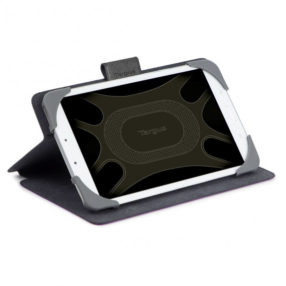 TARGUS SafeFit 7-8inch Rotating  SafeFit 7-8inch Rotating Universal Tablet Case Purple
