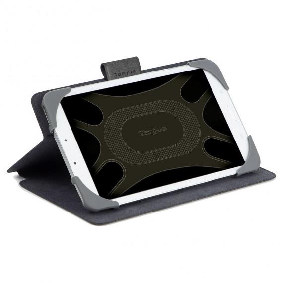 TARGUS SafeFit 7-8inch Rotating  SafeFit 7-8inch Rotating Universal Tablet Case Black