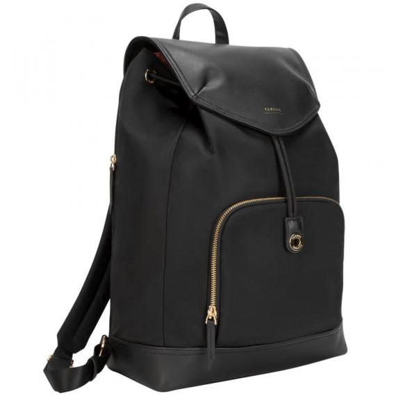 TARGUS 15p Newport Drawstring BP Black  15p Newport Drawstring Backpack Black