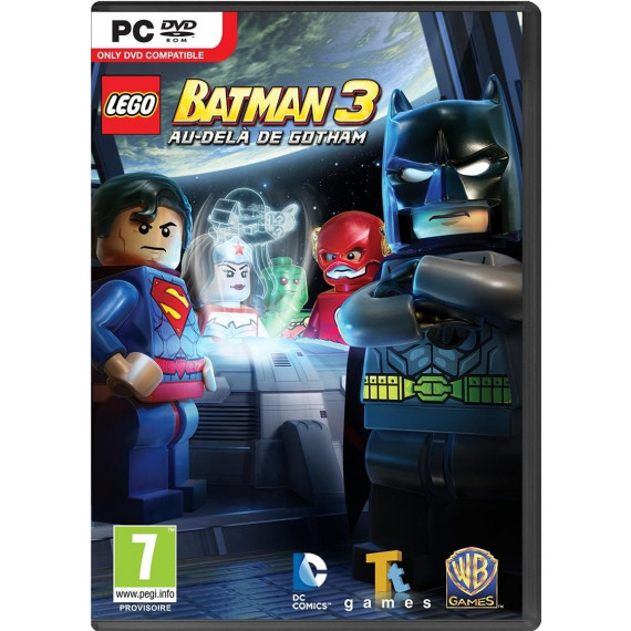 JUST FOR GAMES LEGO BATMAN 3 PC