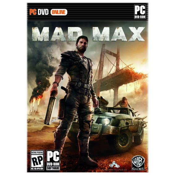 Warner Bros. Games Mad Max (Xbox One)