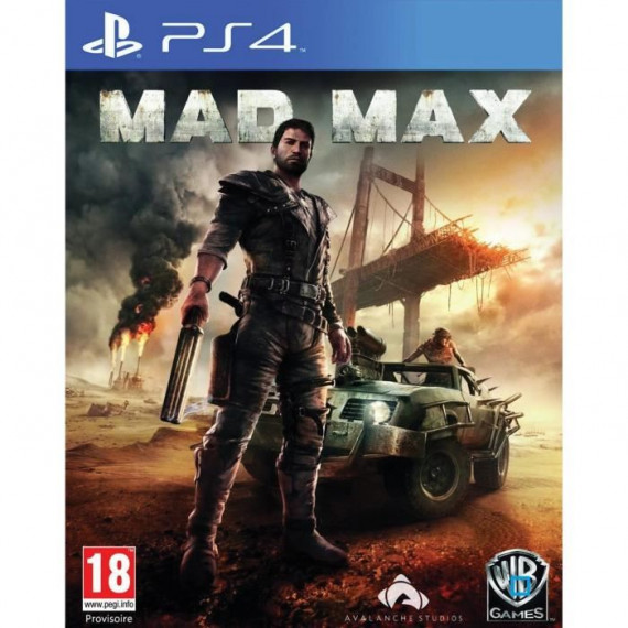 Warner Bros. Games Mad Max (PS4)