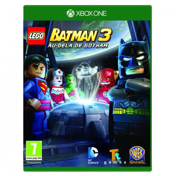 LEGO Batman 3 : Au-délà de Gotham (Xbox One)