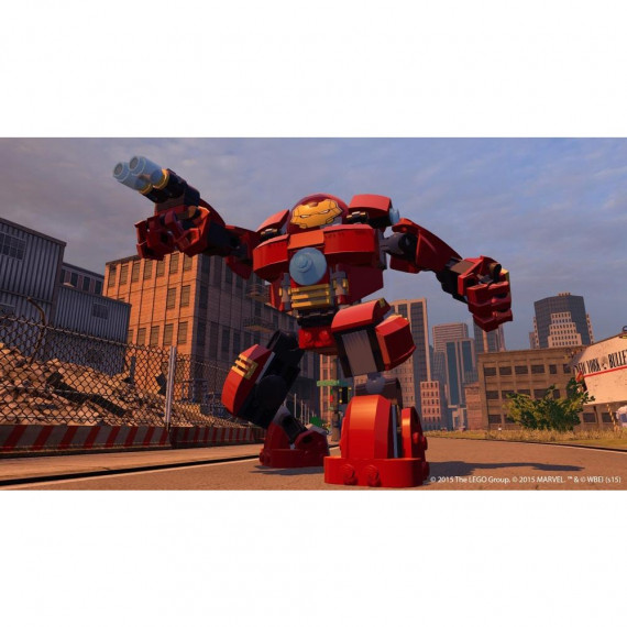 LEGO : Marvel Avengers (3DS)