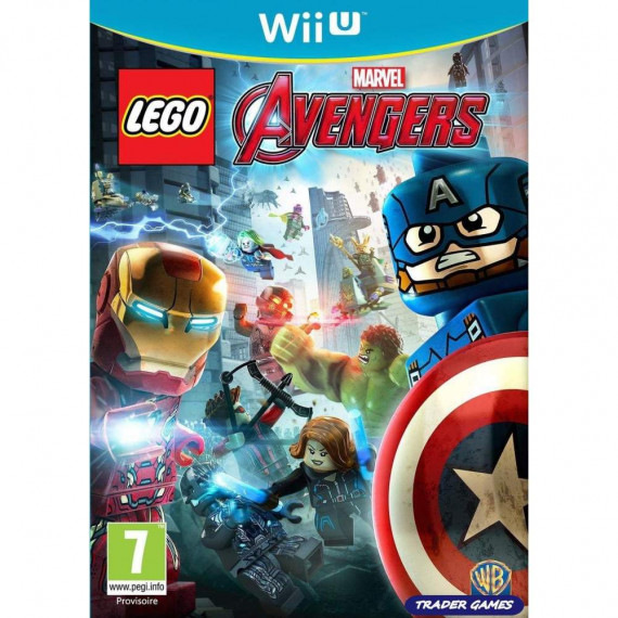 Warner Bros. Games LEGO : Marvel Avengers (Wii U)