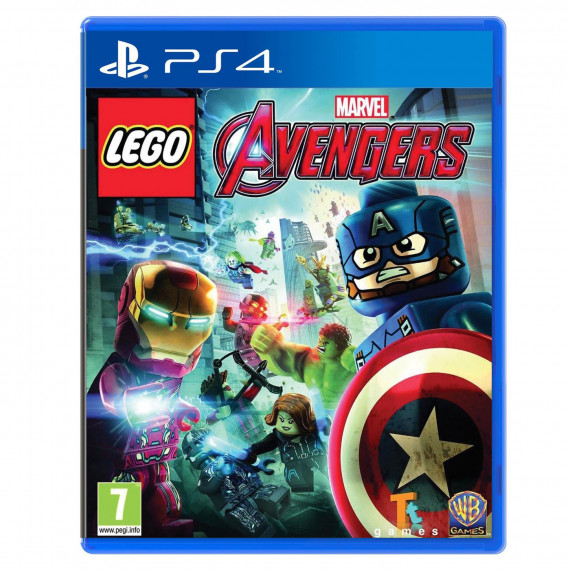 Warner Bros. Games LEGO : Marvel Avengers (PS4)