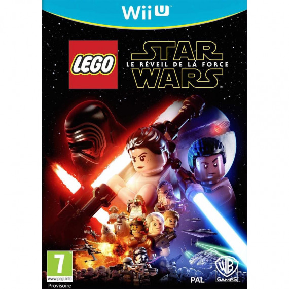 WARNER LEGO STAR WARS - WII U