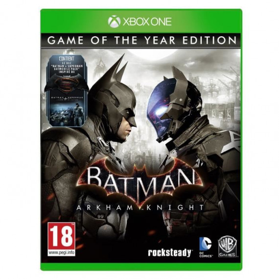 WARNER BATMAN RETURN TO ARKHAM XONE