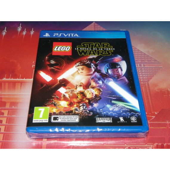 WARNER LEGO STAR WARS PS VITA
