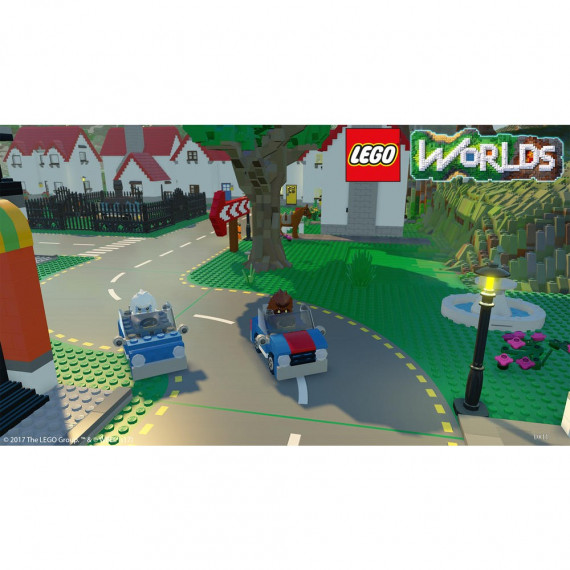 WARNER LEGO WORLDS - SD EDITION XB1