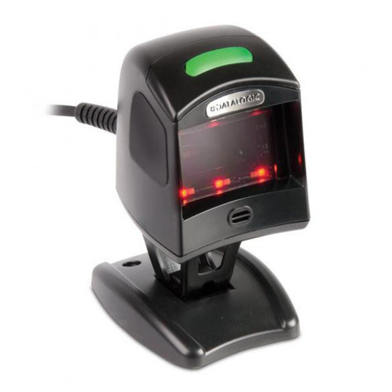 Datalogic Magellan 1100i 1D (coloris noir) + support + câble USB