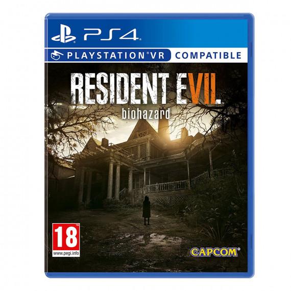Capcom Resident Evil VII : Biohazard (PS4)