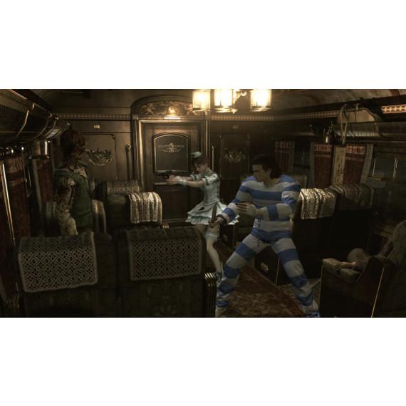 Capcom Resident Evil : Origins Collection (PS4) (Pré-commande - Sortie le 22 Janvier 2016)