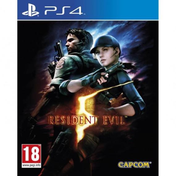 Capcom RESIDENT EVIL 5 PS4