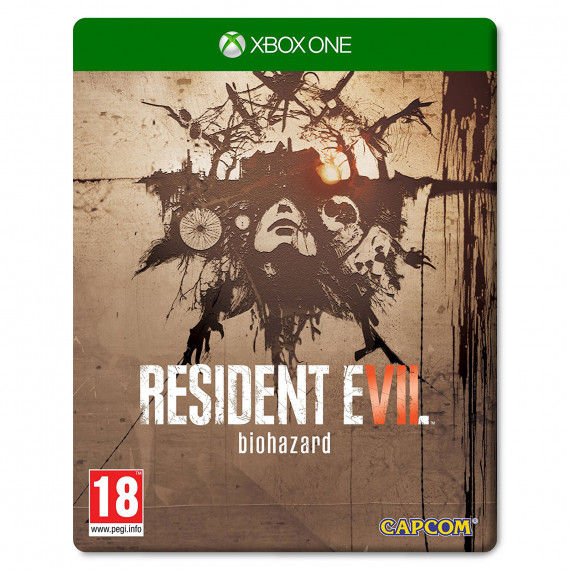 Capcom Resident Evil VII : Biohazard - Steelbook Edition (Xbox One)