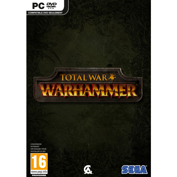 Sega Total War : Warhammer (PC)
