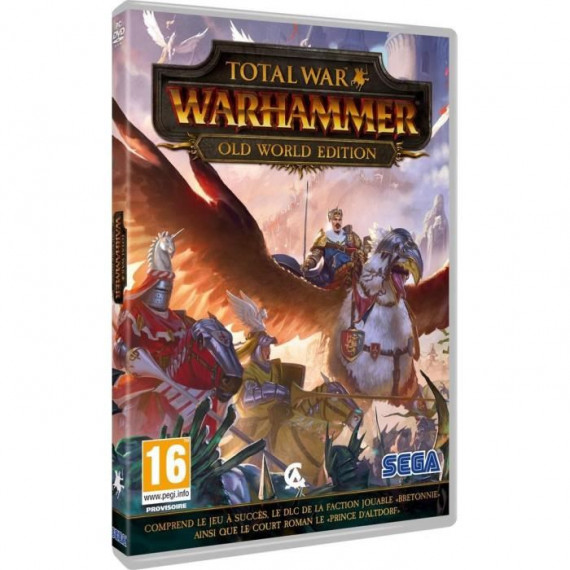KOCH MEDIA TOTAL WAR WARHAMMER - PC