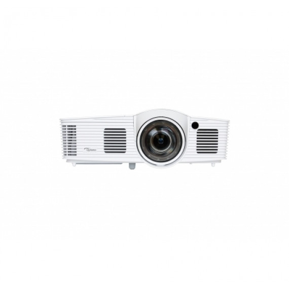 Video Projecteur Optoma GT1070Xe blanc, 3D, 26 dB(A) ECO, HDMI, Audio-Out