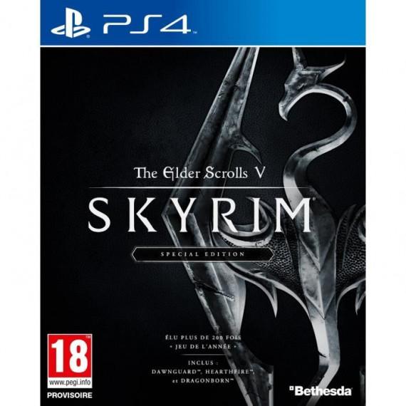 BETHESDA SKYRIM SPECIAL EDITION PS4