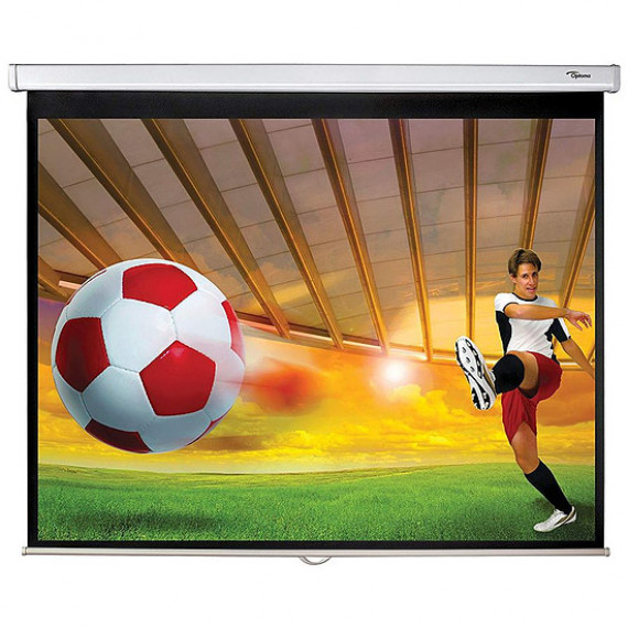 Optoma DS-3100PMG+/manual screen 4:3 153x203