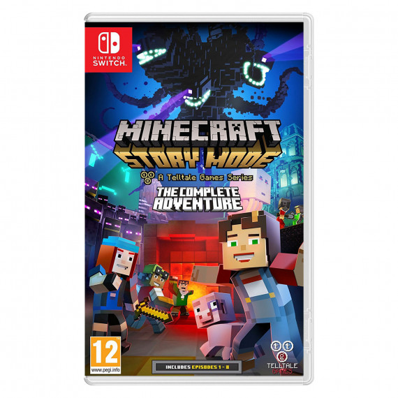 Focus Home Interactive Minecraft : Story Mode (Switch) (Pré-commande