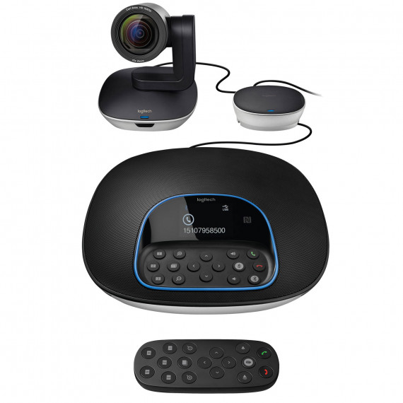 Logitech GROUP - Webcam Full HD 1080p