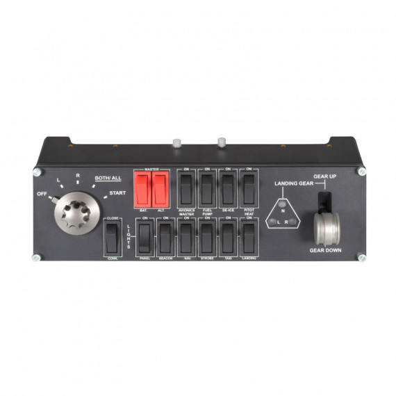 SAITEK Logitech G Pro Flight Switch Panel