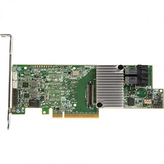 Carte contrôleur Broadcom MegaRAID SAS 9361-8i  SAS Interne: 2x SFF-8643 12 Gbit / s Serial ATA / 600
