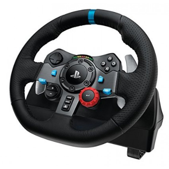 Logitech G29 High-End Racing pour PS4/PS3/PC