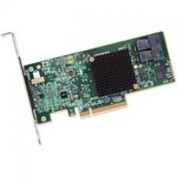 Carte contrôleur Broadcom SAS 9300-8i  SAS Interne: 2x SFF-8643 12 Gbit / s