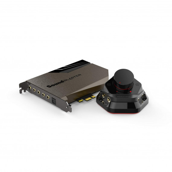 CREATIVE Carte son  Sound Blaster AE-7 PCIe