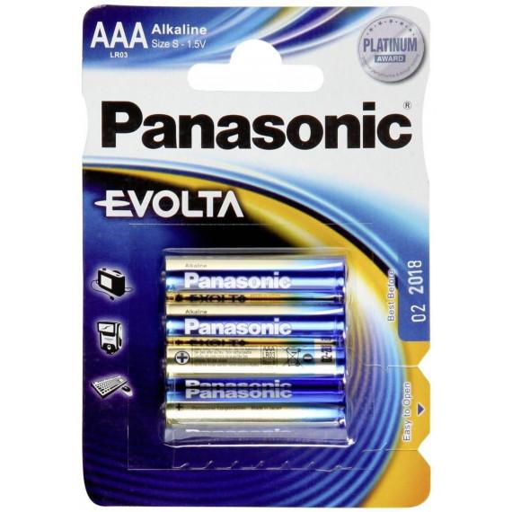 PANASONIC EVOLTA Platinum LR20EGE/2BP
