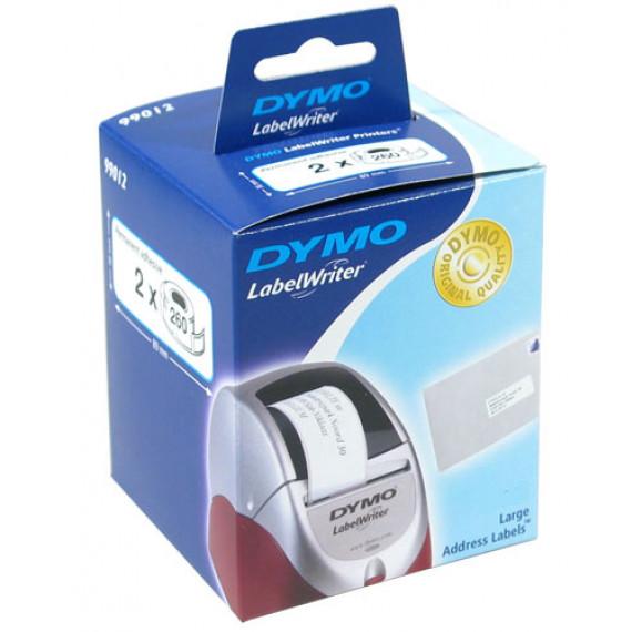 DYMO Dymo Etiquettes Adresse larges