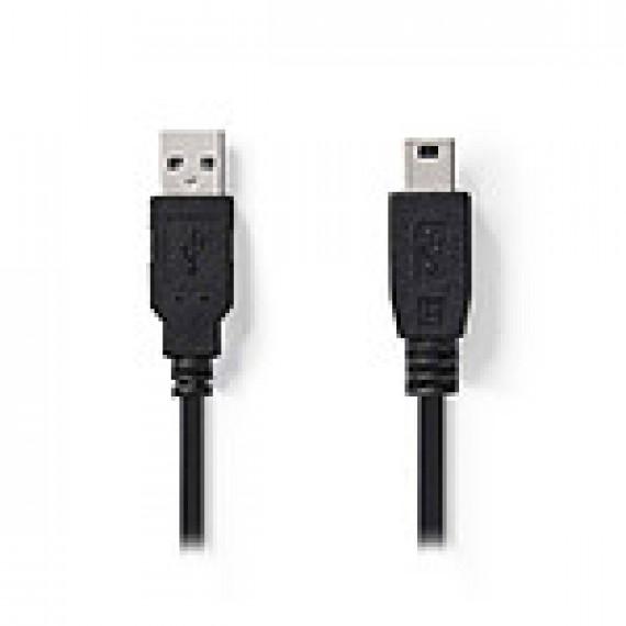 Nedis Nedis Câble USB/Mini USB